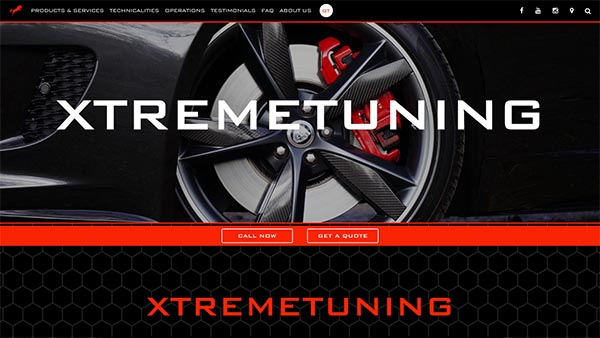 xtremetuning website